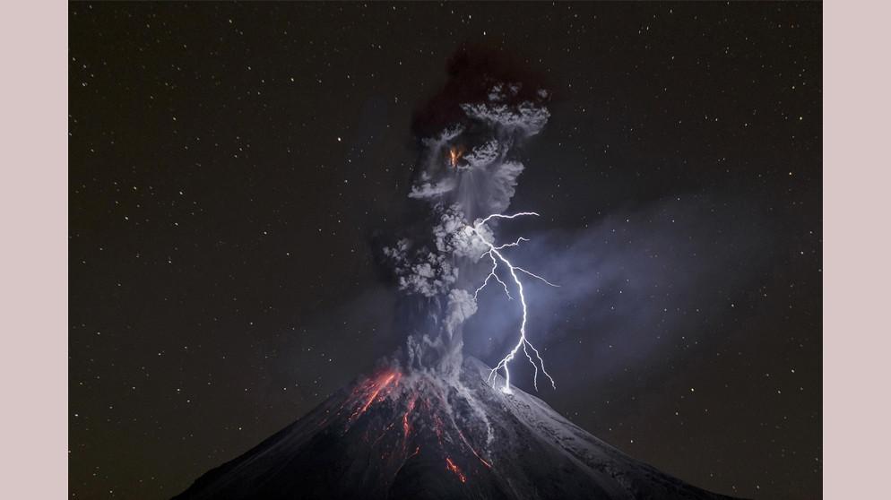 Vulkan | Bild: Sergio Tapiro
