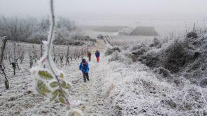Sulzfeld im Winter